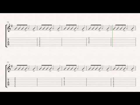 Guitar - Bailando - Enrique Iglesias Sheet Music, Chords, & Vocals