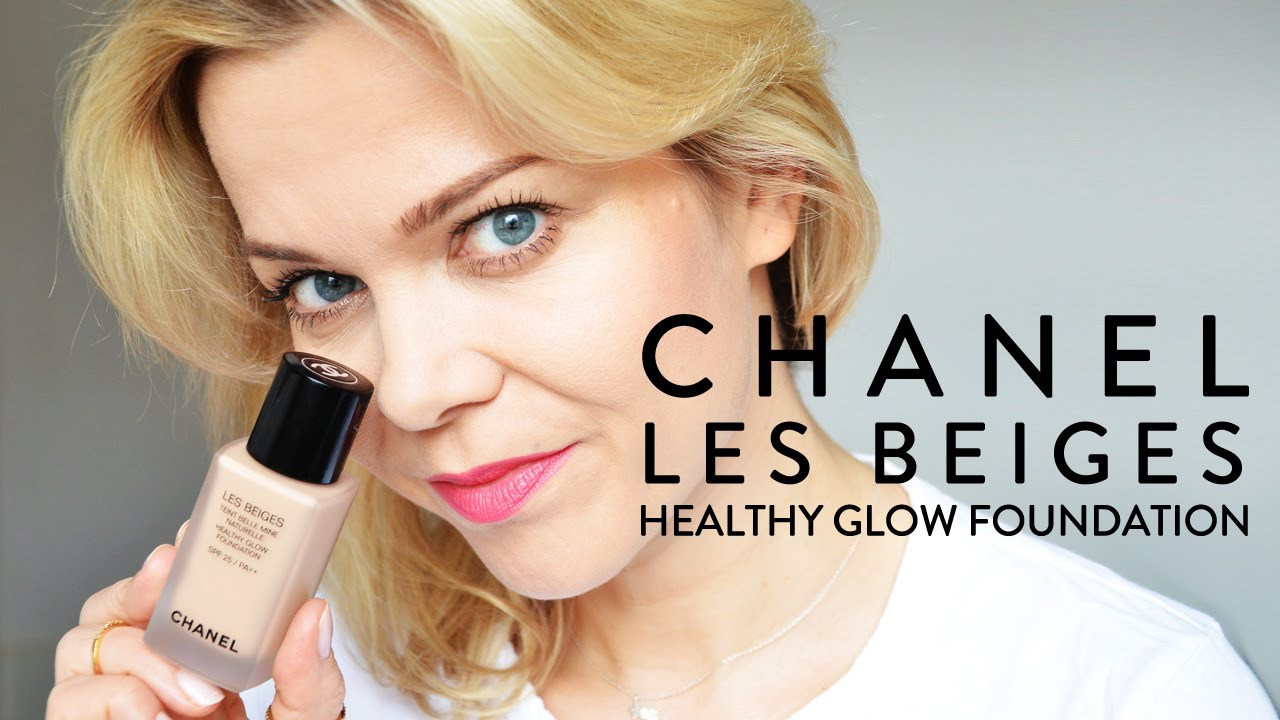 f15c131dcd CHANEL Les Beiges foundation review