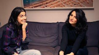 Jenny Slate & Leandra Medine: The Chatroom