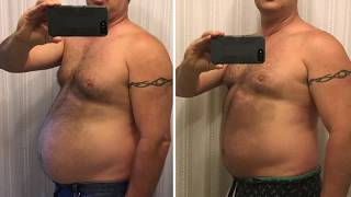 How to lose 30 pounds in 7 days water fast before after pics results