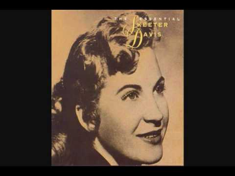 skeeter davis i m a lover not a fighter