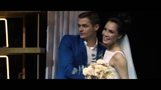 09 ноября 2018 г.  SDE - ролик свадебного торжества Дмитрия и Надин