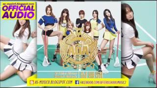 mp3dl01 aoa 에이오에이   heart attack 심쿵해 3rd mini album heart attack