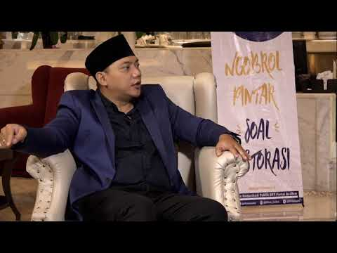 """NasDem Partai Politik Tanpa Mahar """"Ngopi Sore episode 6 Bersama Taufik Basari"""" Segment 3"""