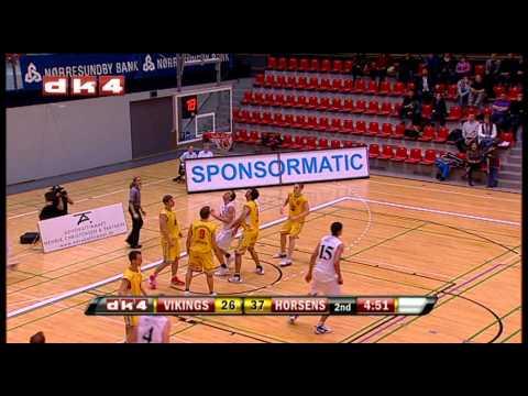DK4 Highlights: Aalborg Vikings - Horsens IC, 9. dec. 2010