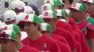 HIGHLIGHTS USA v Mexico - U-18 Men's Softball World Cup