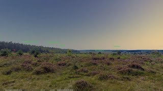 Altenwalde Heath, Cuxhaven - Stellarium (EN)