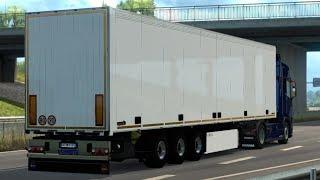 [1.30] Euro Truck Simulator 2 | Schmitz trailer | Mods