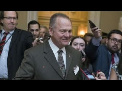 Roy Moore responds to allegations of sexual misconduct