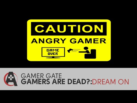 #Gamergate Gamers Are Dead? No They Are Just Furious