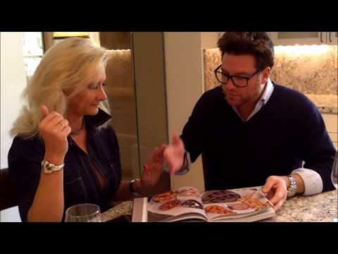 Chef Scott Conant, The Scarpetta Cookbook - Sophie Gayot of ...
