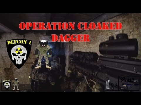 Magfed Paintball South Africa - Operation Cloaked Dagger