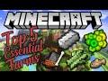 Top 5 ESSENTIAL Minecraft Farms