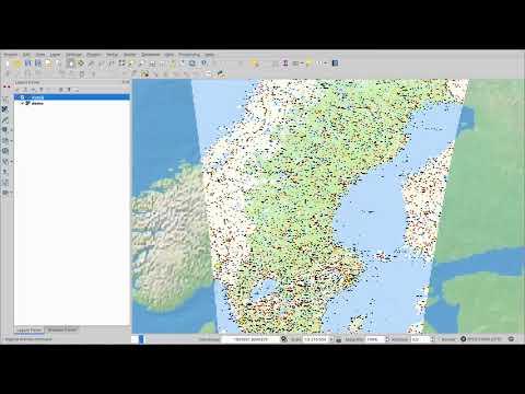 Paul Shapley's Open Source Geospatial Blog: 2018