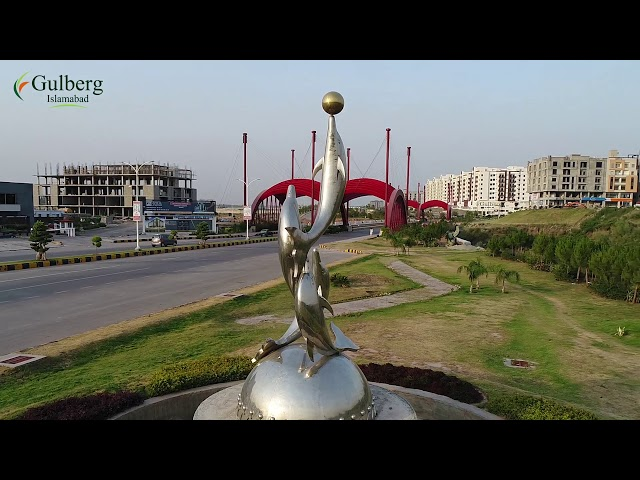 Gulberg Greens Islamabad | Ideal Farmhouse Location