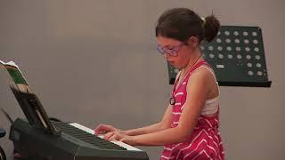 Gabriella Abarbanel - Piano performance Piano