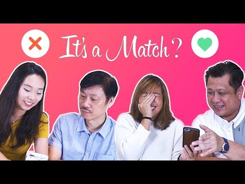 Dads Swipe On Tinder For Their Daughters | Father's Day Special 2018