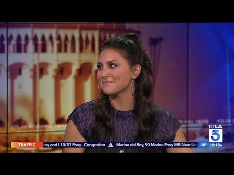 Cassie Scerbo on the Final Sharknado & her New