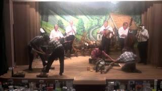 Die Holzhackerbuam