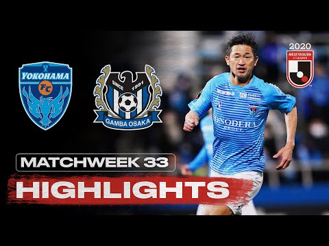 Yokohama FC G-Osaka Goals And Highlights