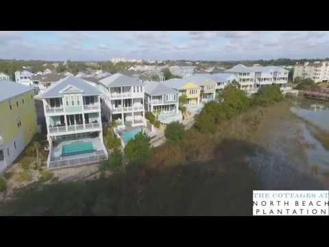 North Beach Plantation Cottages - YouTube