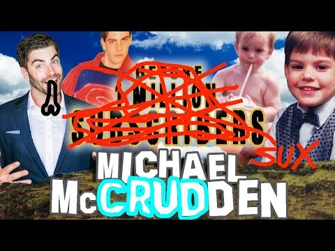 BEFORE THEY WERE FAMOUS - MICHAEL MCCRUDDEN **EXPOSED**