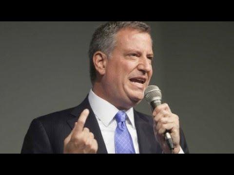 Ratner: NYC Mayor Bill de Blasio Facilitating Israeli War Crimes