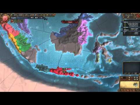 EU4 - Majapahit - 00 - Interface And Options