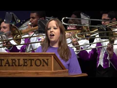 Tarleton music at 2017 President's General Assembly