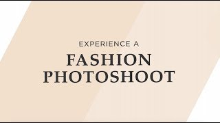 The Fashion Photography School - Short Version