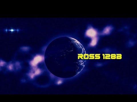 Смотреть видео Alien Exploration - Ross 128b (fragment of the film)