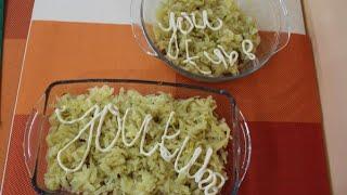 Слоёный салат с грибами 🍄🍄🍄Без вступления и сразу к делу😊//Ингредиенты в описании под видео📥