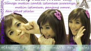 Project Birthday 22nd Christy ChiBi