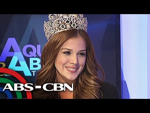 Miss Earth 2013 open to showbiz career in PH