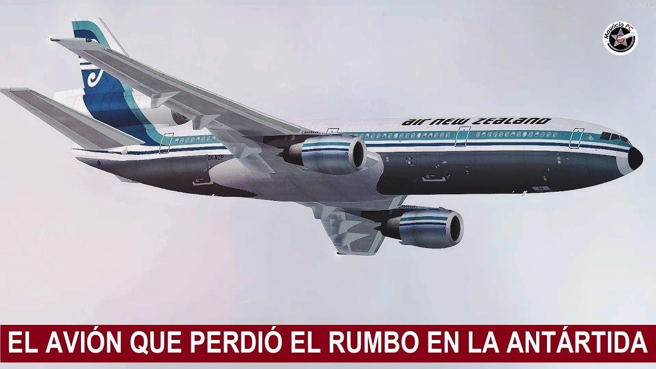 Download El Avión que Perdió el Rumbo en el Fin del Mundo - Vuelo 901 de Air New Zealand