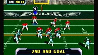 NFL Blitz 2000 - San Francisco 49ers vs Philadelphia Eagles