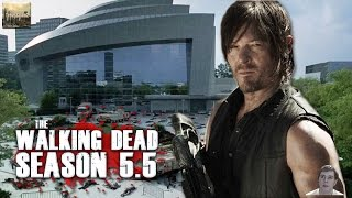 The Walking Dead S5.5 - Kirkman Regrets S1 Finale and Would They Really Kill Daryl? Q and A 7