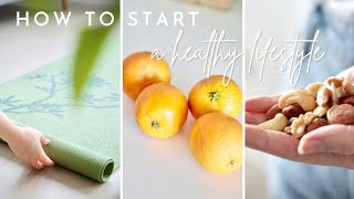 In today's video we're exploring the 7 pillars of good health and beginner's tips on how you can start a healthy lifestyle. living is not about being...