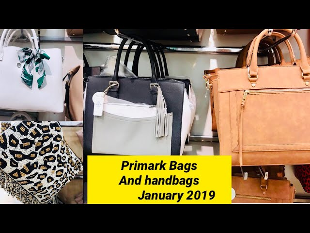 cbf1086d50b Primark Purses And Handbags January 2019 M Primark Lover Download video -  get video youtube
