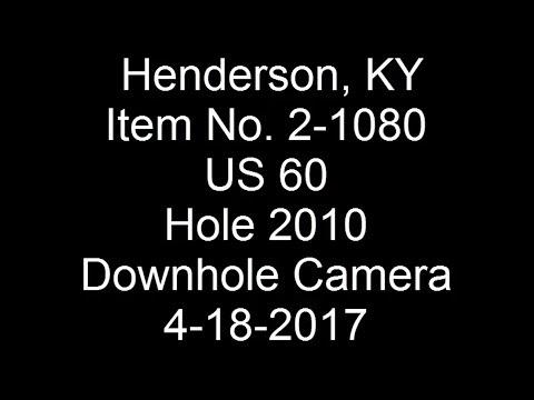 2017-04-18 Henderson US 60 Hole 2010 Downhole
