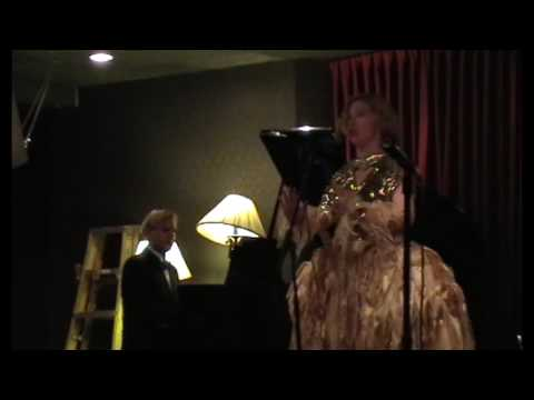 """Maple Leaf Rag"" ~ Ann Gibson & Frederick Hodges @ The WCRF ~ 2009"
