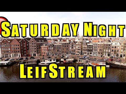 🔴 Amsterdam Vlog Sneak Peek Tonight!!! 🙌