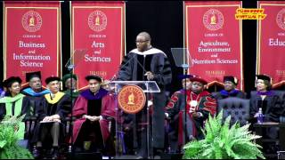 Tyler Perry at Tuskegee University Commencement 2016 thumbnail