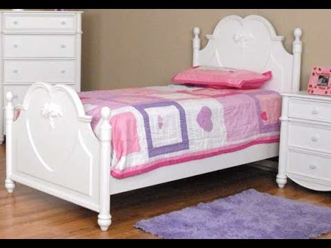 Twin Bed Frame For Girl