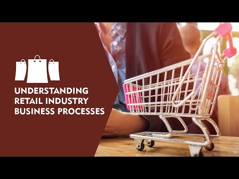 Understanding Retail Industry Business Processes [2018 Updated]