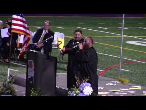 Brian Higgins Wenatchee High School Graduation