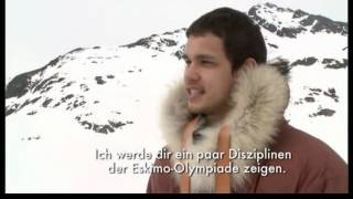 Home  TV  Joko gegen Klaas - Das Duell um die Welt  Videos  Joko in Alaska: Eskimo Olympiade