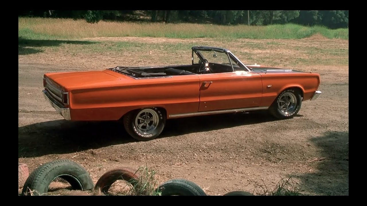 Mopars In The Movies Joe Dirt 1967 Plymouth Belvedere