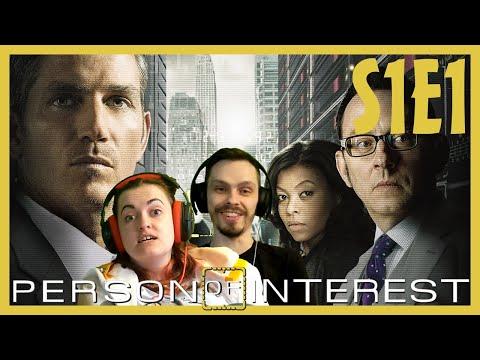 Download Person of Interest REACTION // Season 1 Episode 1 // Pilot