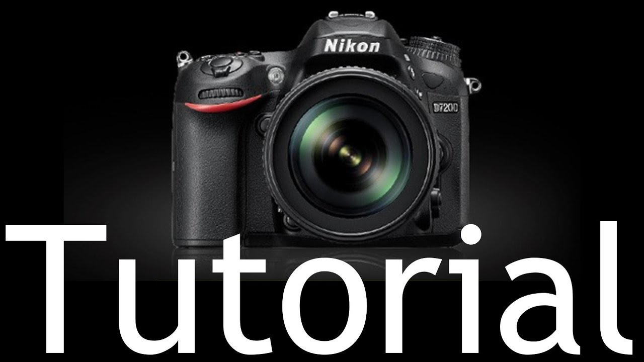 d7200 overview training tutorial also for nikon d7100 youtube